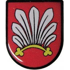 Odznak města