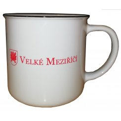 "Keramický hrnek ""Plecháček"""