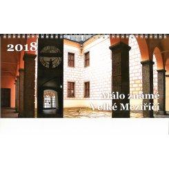 Stolní kalendář 2018