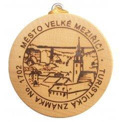 Město Velké Meziříčí No. 1702