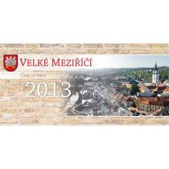 Stolní kalendář 2013
