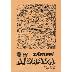 Západní Morava: vlastivědný sborník, ročník XVI., 2012