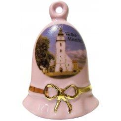 Porcelánový zvonek