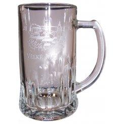 Pivní půllitr
