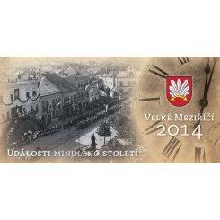 Stolní kalendář 2014