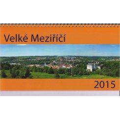 Stolní kalendář 2015